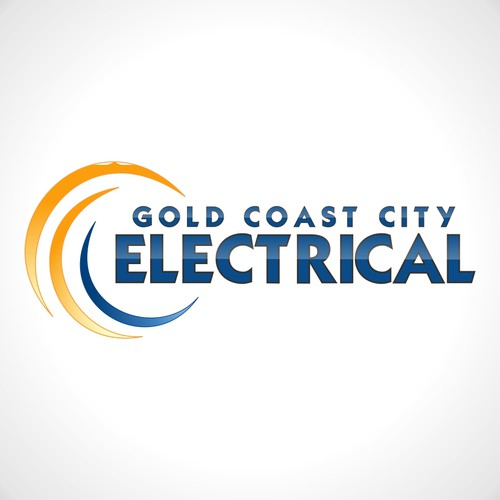 Designed a Great New logo for Gold Coast City Electrical