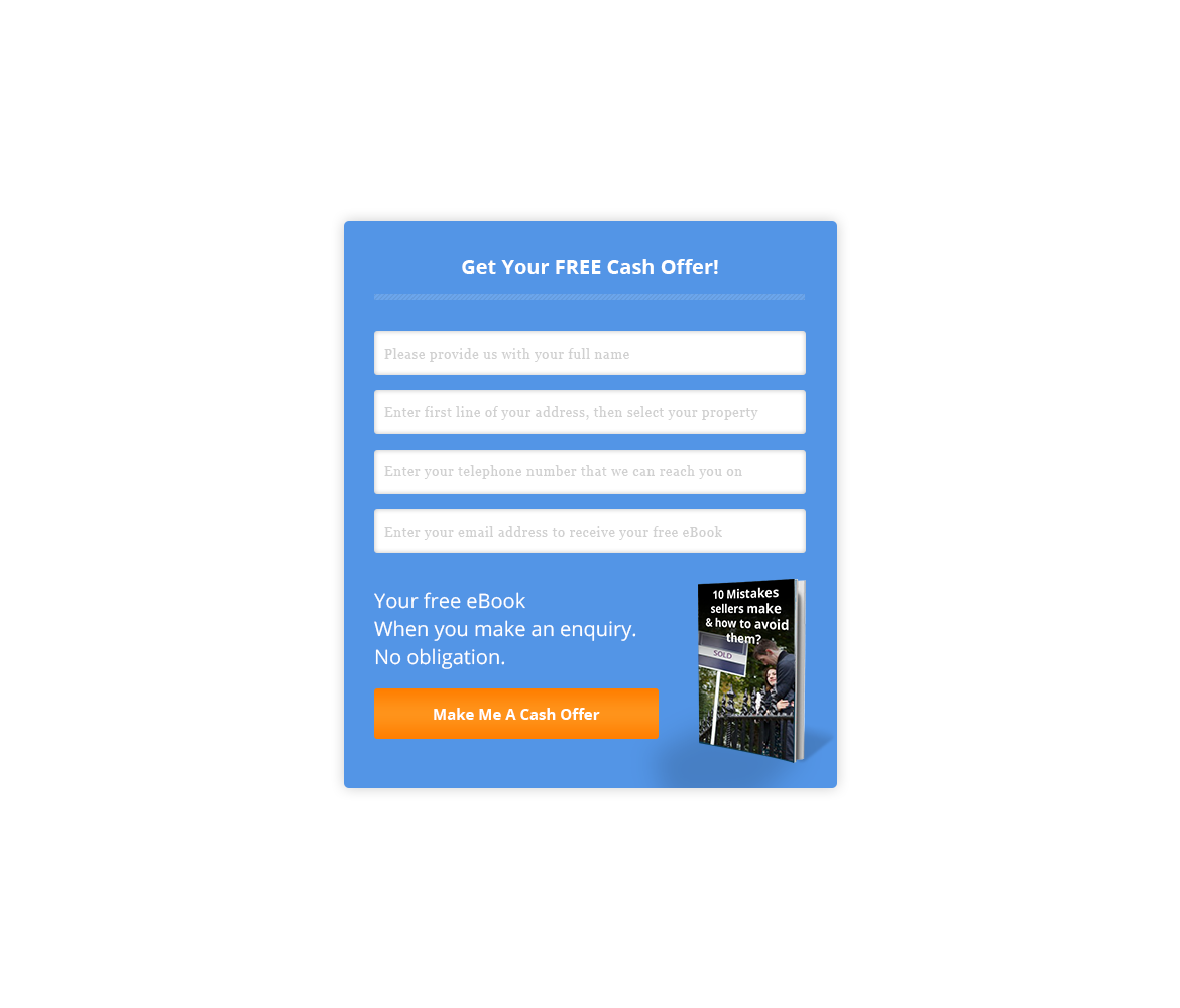 Design an opt in form