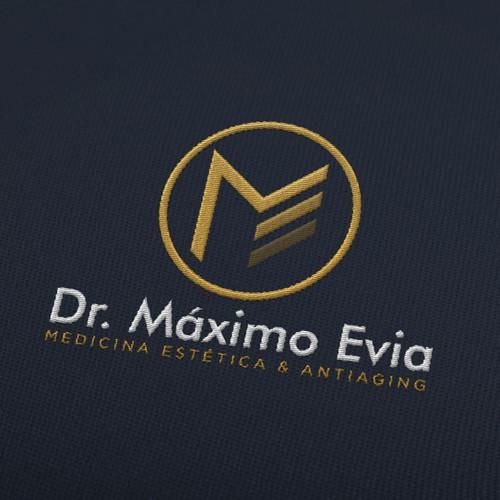 Modern and luxury logomark
