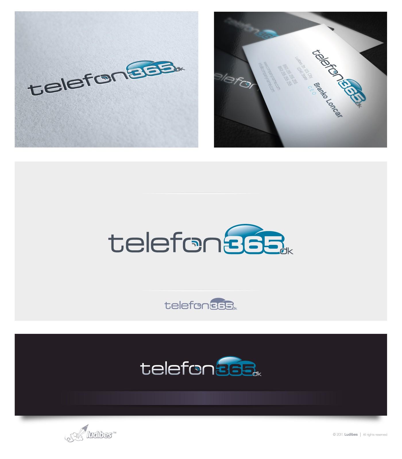 logo for Telefon365.dk