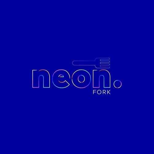neon fork