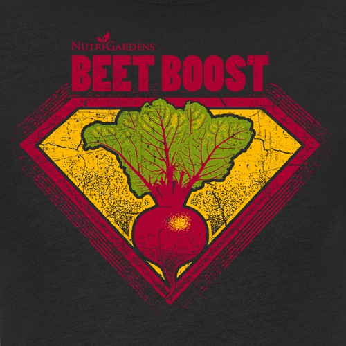 Beet Boost Nutrients Seller T-shirt