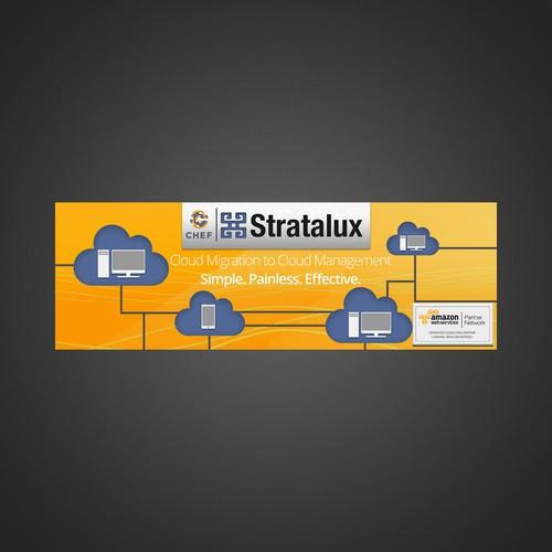 Twitter_social media banner for Stratalux