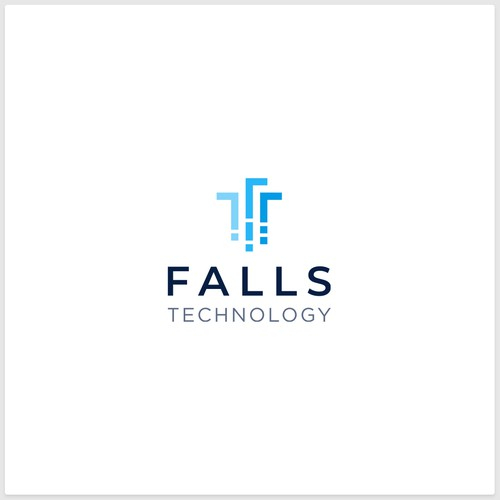 Logo Concept for Falls Technology
