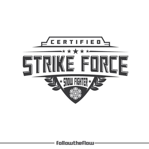** Strike Force Snow Fighters Emblem **