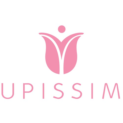 Create a logo for an innovative feminine product