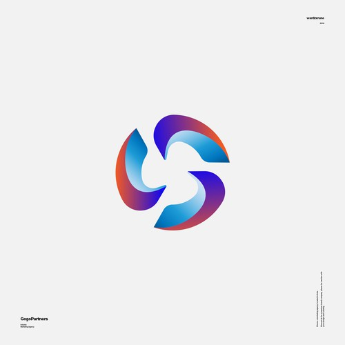 Logo concept for a Marketing Agency