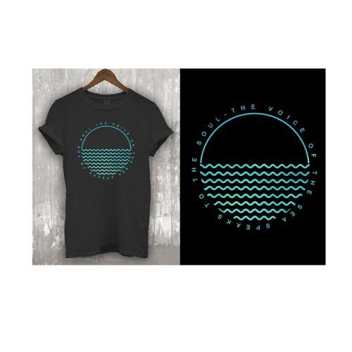 Simple wave shapes design