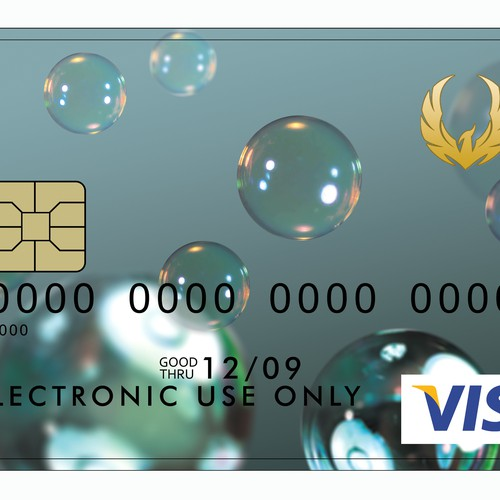 Design a VISA card