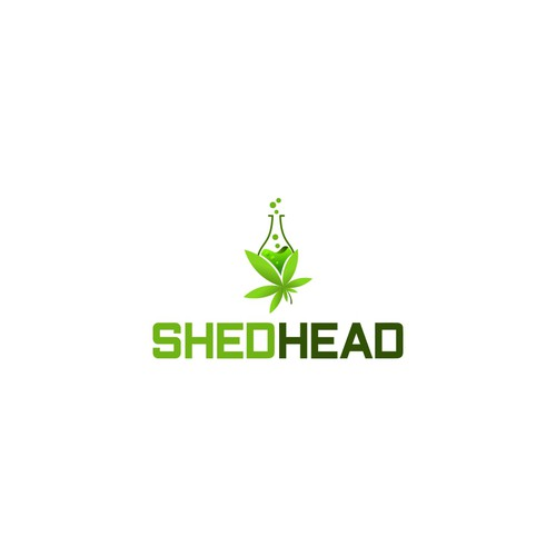 shed head logo medical marijuana