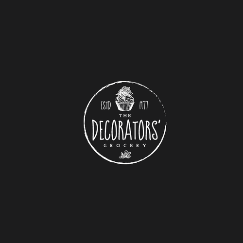 Logo design for Decorator`s Grocery