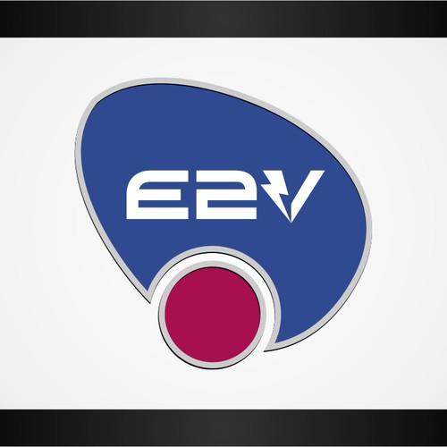 logo for E2V