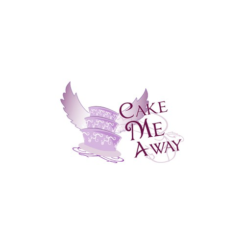 New logo and business card wanted for Cake Me Away