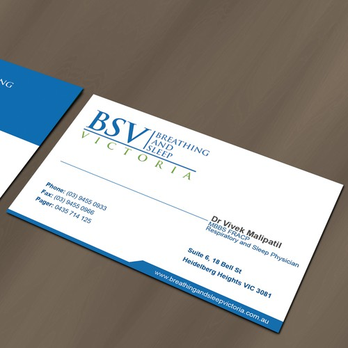 New business needs help with cards and letterheads