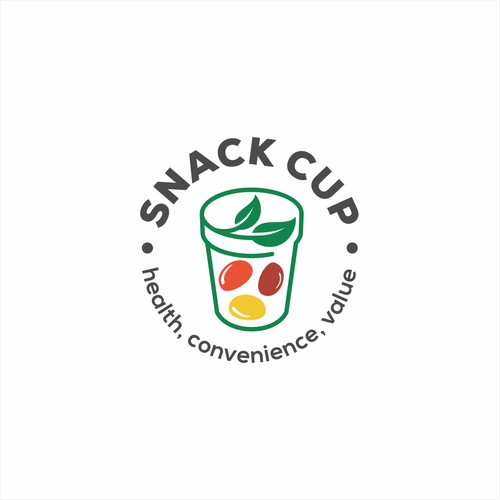 Snack Cup logo