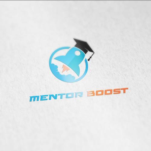 Logo for mentoring website