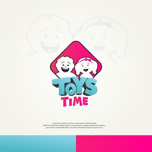Toys Time Logo