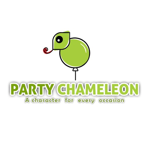 Help Party Chameleon with a new logo