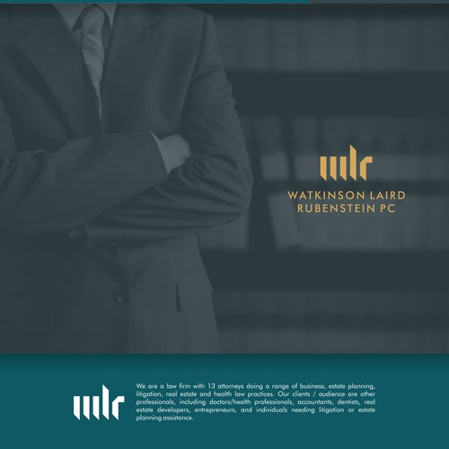 Law Firm Logo Design: Classy, but we're not a*holes