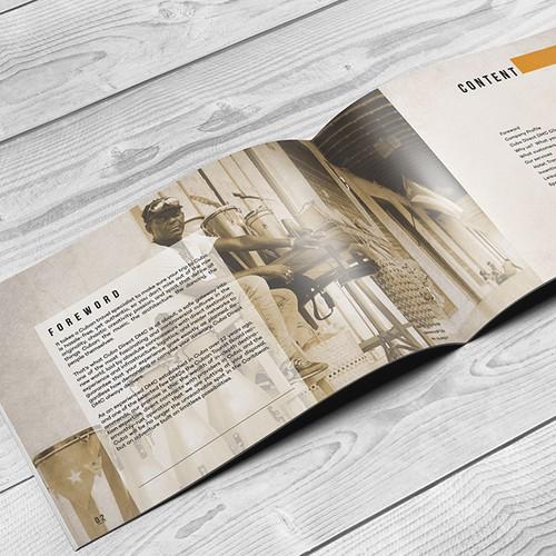 Cuba DMC brochure