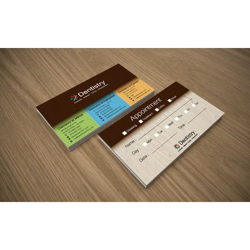 Dental Biz Card