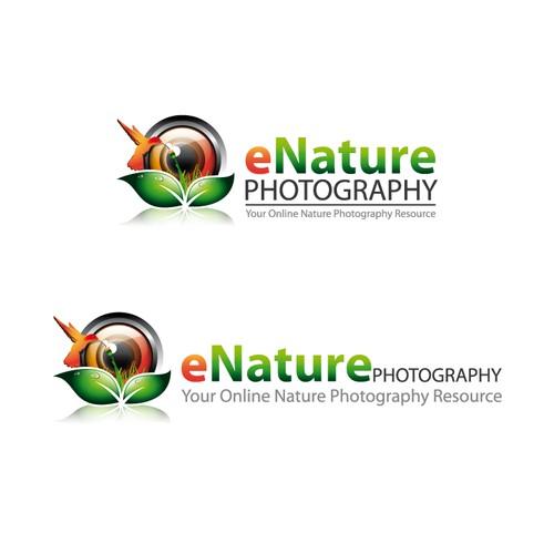 eNaturePhotography - online Magazine needs an awesome logo.