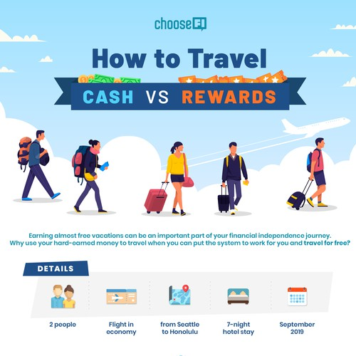 How Travel Rewards Can Help You Travel For Free!