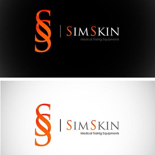 Create the next logo for SimSkin