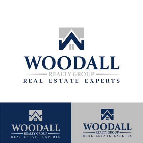 Initial letter concept for Woodall