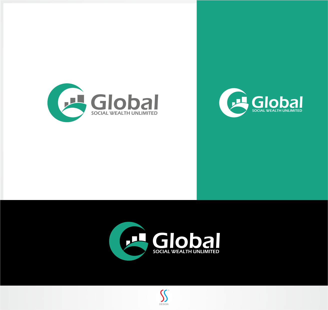 Create a powerful, clean and simple logo for an online marketing agency start up