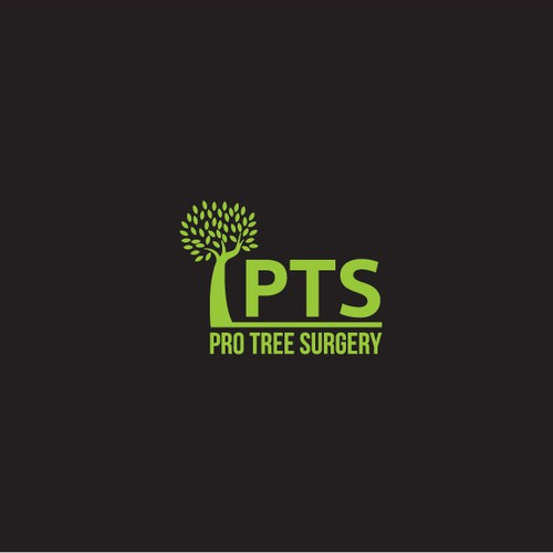 Logo for PTS