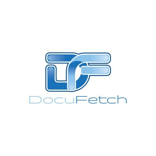 DocuFetch Logo
