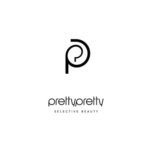 """Erstellen Sie ein anspruchsvolles, luxuriöses Logo für unseren Beauty-Online-Shop """"pretty pretty"""""""