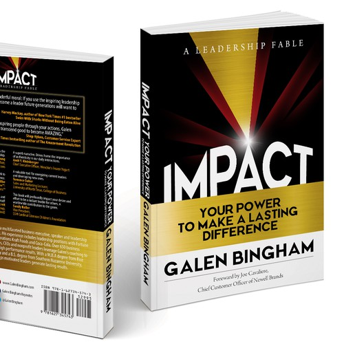 Design A High Impact  Book Cover