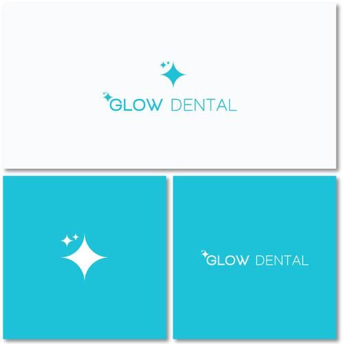 Logo for Glow Dental