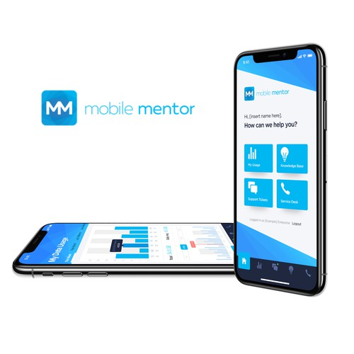 Mobile Mentor App Design