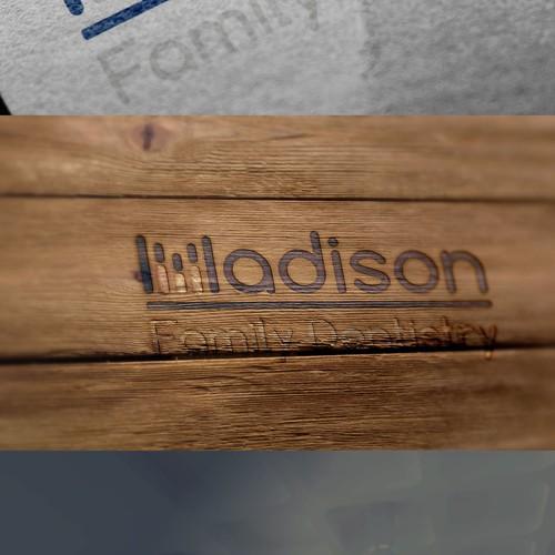 dental logo for madison