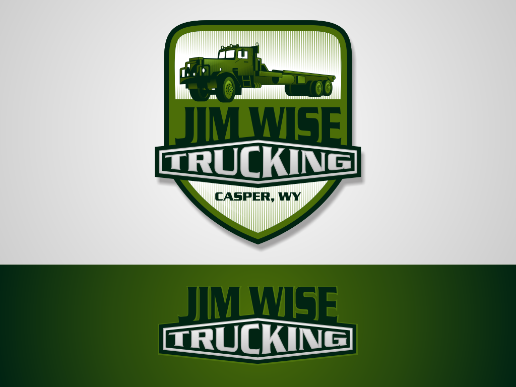 New logo wanted for Jim Wise Trucking