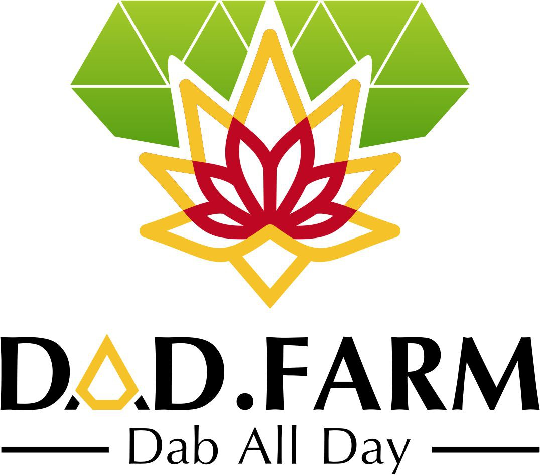 Dab All Day (cannabis) logo and website contest