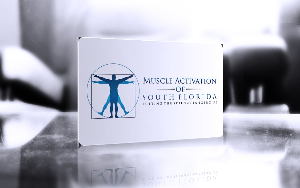 Help Muscle Activation of South Florida with a new logo