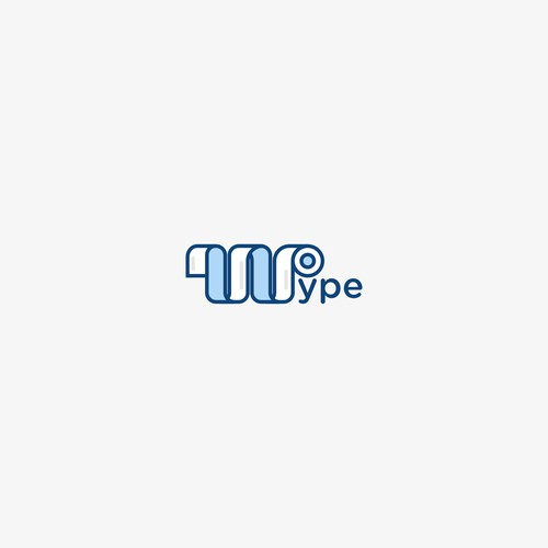 W clean logo