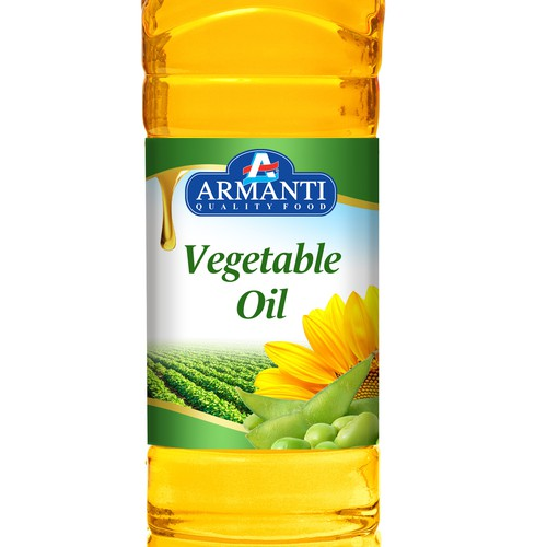 Armanti Vegetable Oil
