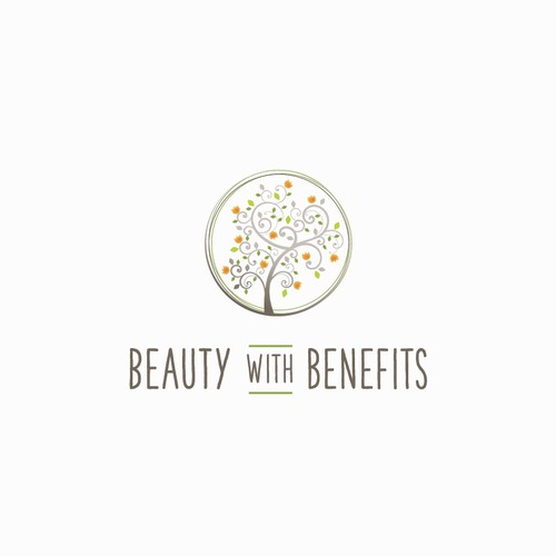 Logo design for Beauty with Benefits