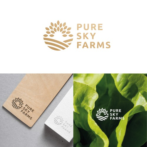 Logo für Pure Sky Farms