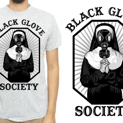 blackglove tsshirt
