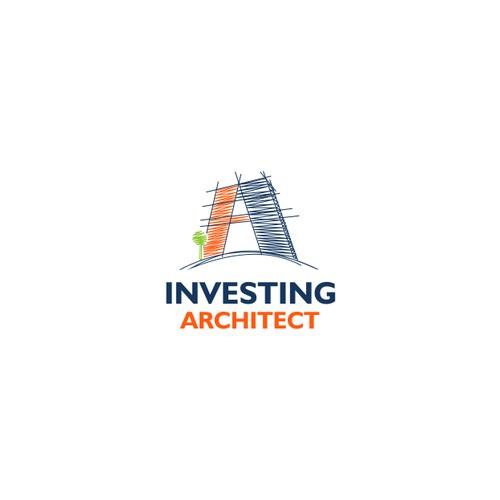 Logo concept for architect.