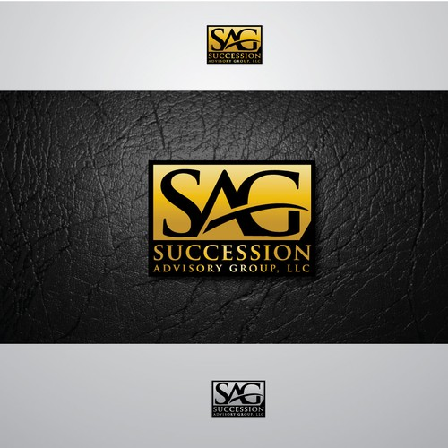 Logo design for Succession Advisory Group, LLC