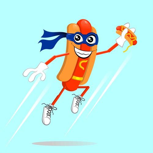 Ninja Hotdog