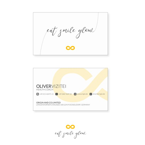 Logo concept and business card