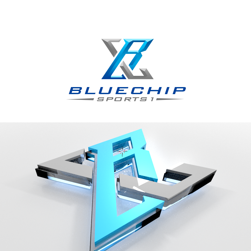 Technology/Sports driven company needs a STRONG & POWERFUL BLUECHIP logo